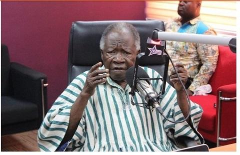 Ghanaian diplomat K.B. Asante dead