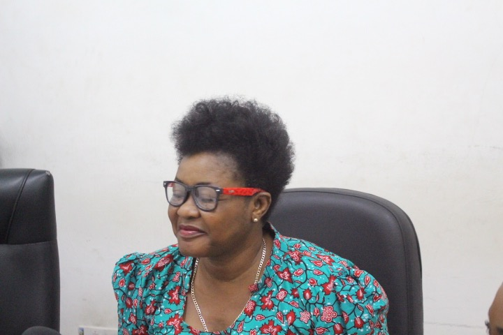 """I'm a witch, I took over from three strong witches including Grace Nortey, Maame Dokono and Kyeiwaa; an indication that my witchcraft is unique,""""Christiana Awuni said."""