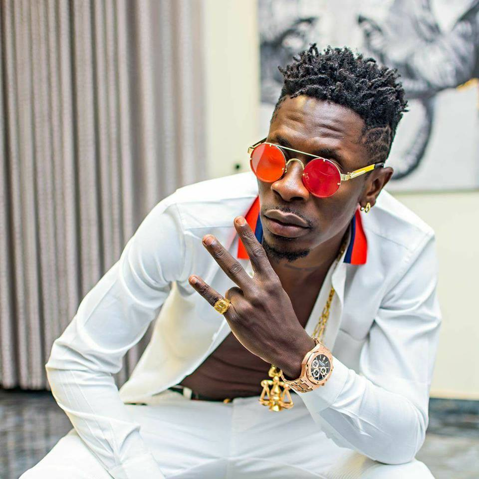 Shatta Wale inks a 3-year-record deal with Zylofon Music