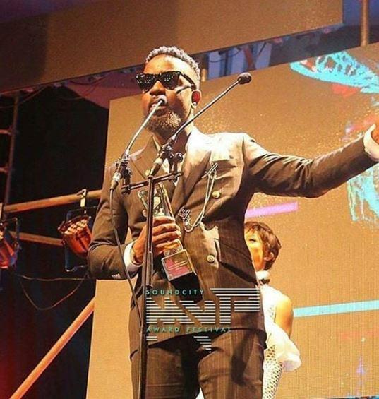 Sarkodie's 'Pain Killer' wins Sound City MVP Awards' 'Best Collaboration'