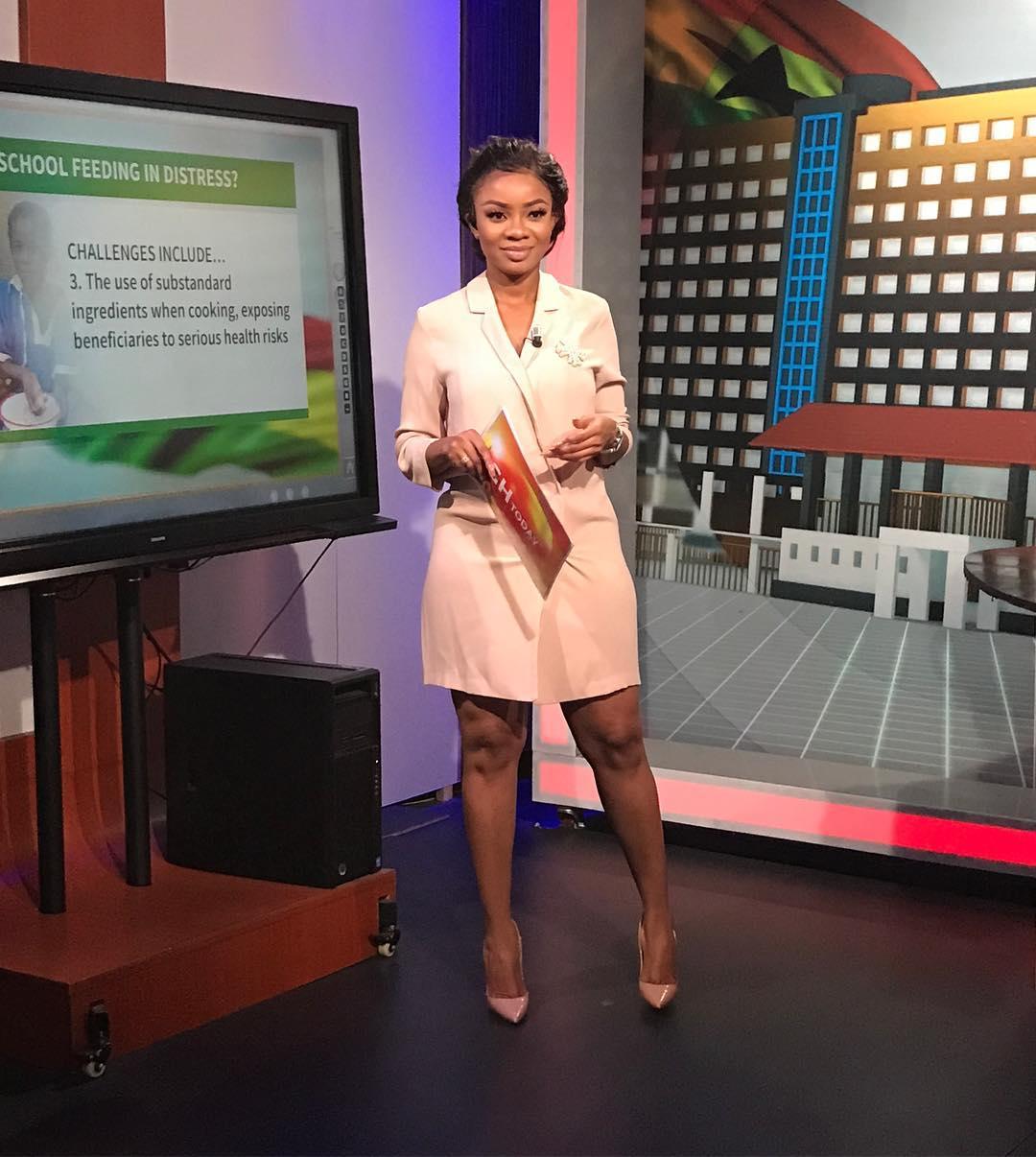 Serwaa Amihere Leads New Generation Of Female Broadcasters