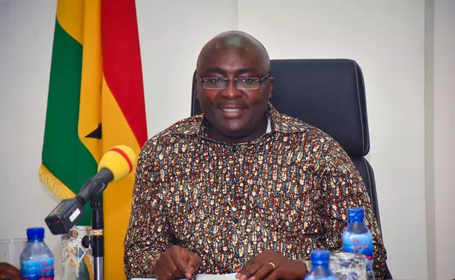 We've set a record with 3.7% – 7.9% GDP increase – Bawumia
