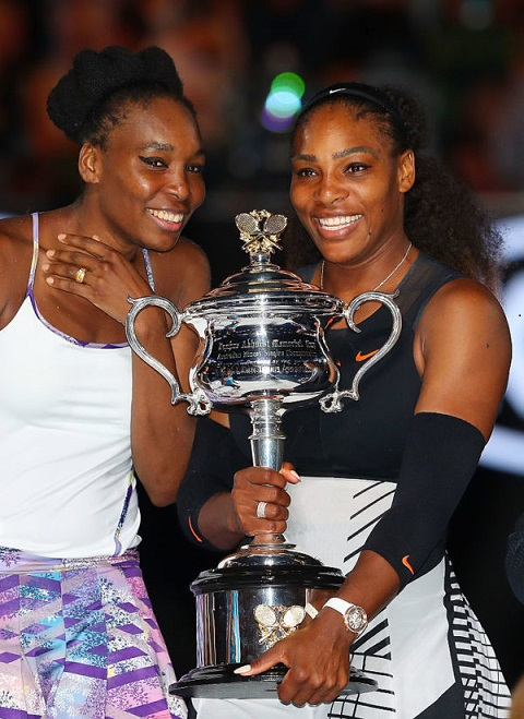 I almost died giving birth to Alexis - Serena Williams
