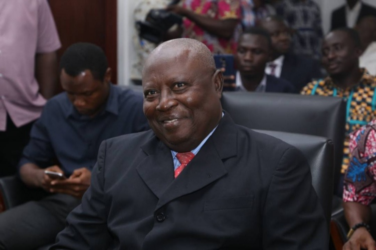 I believe NDC and NPP can fight corruption collaboratively - Martin Amidu