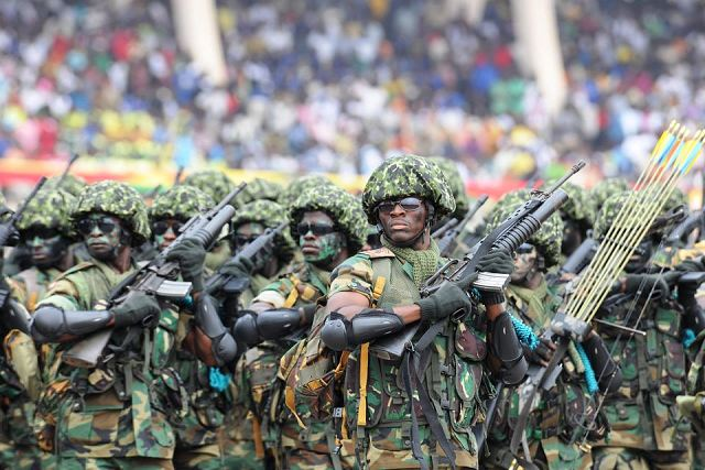 Military to assist police in robbery fight - Minister