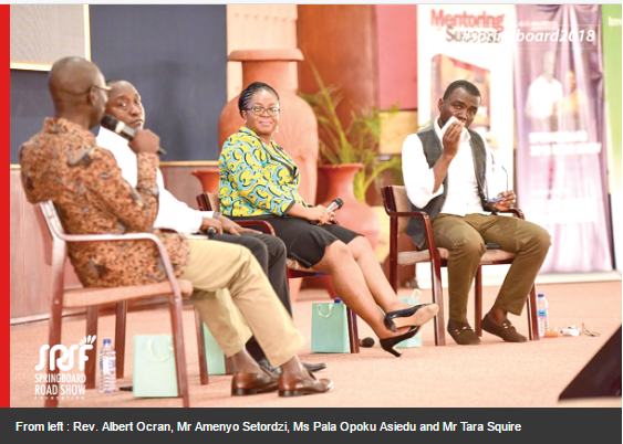 Planning is key to success — Ms Pala Asiedu