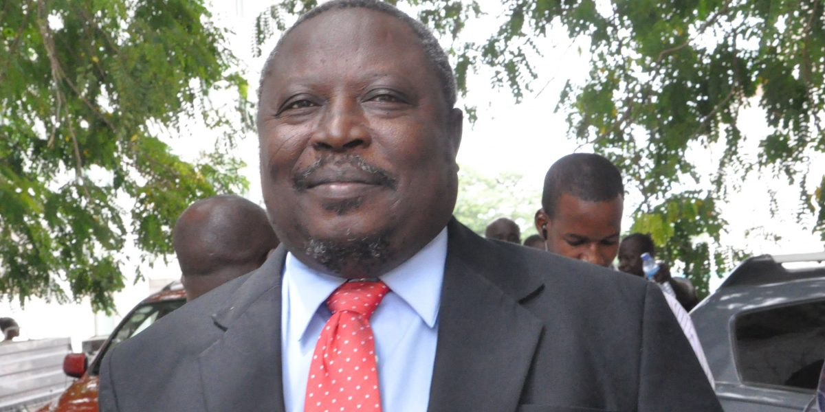 Special Prosecutor- NDC states case against Martin Amidu
