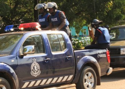 We've intensified patrols over increased robbery cases – Police