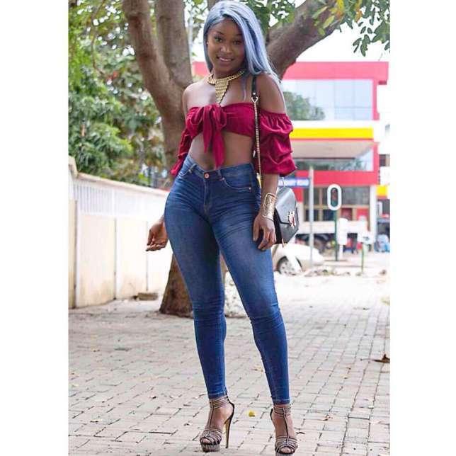 Fella Makafui of YOLO fame sleeps with men for money – Efia Odo