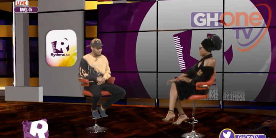 Efya shares uncontrollable tears as she talks about Ebony's death