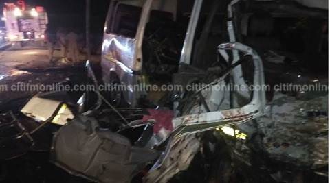 Dominase Accident- 6 die, 18 others injured