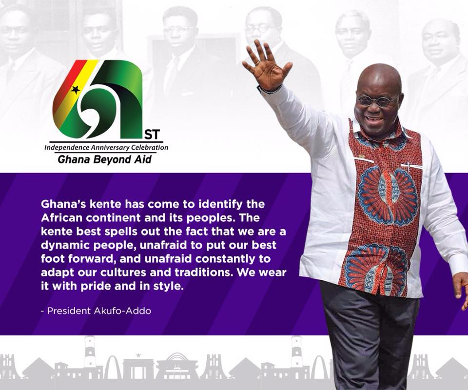 It's time to break from mentality of dependency - Akufo-Addo