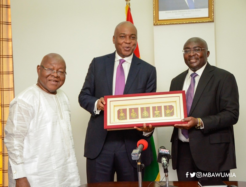Keep Up The Good Work – Nigeria's Speaker Commends Akufo-Addo Govt