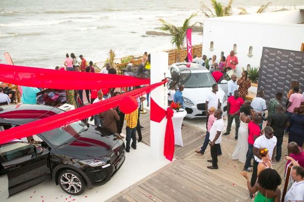 Alliance Motors Ghana Launches Jaguar E-PACE In Style