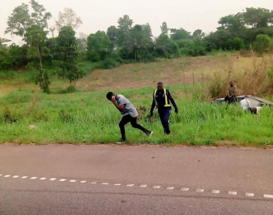 'Sarkodie abandoned victims after causing the accident' – Eyewitness alleges