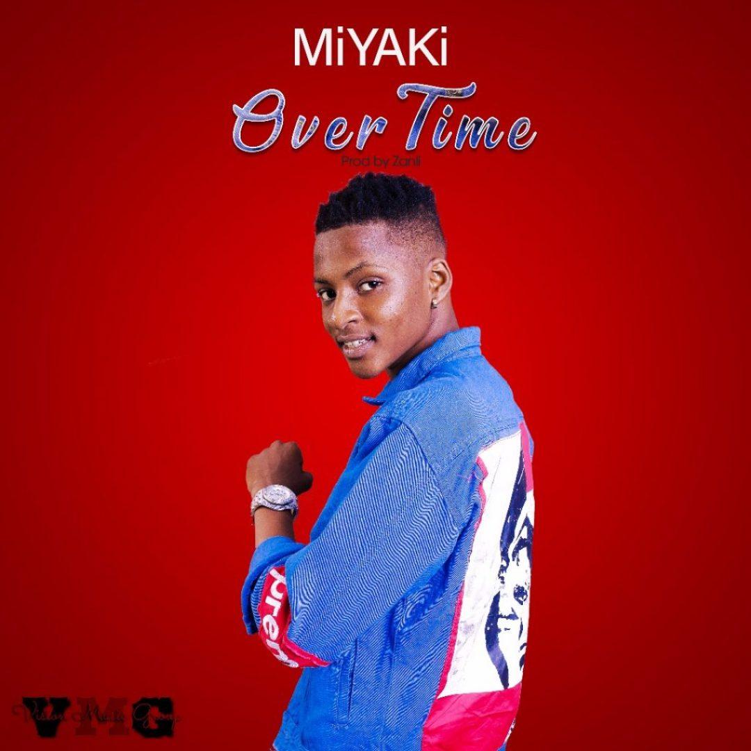 MiYAKi - OverTime (Prod by Zanli)