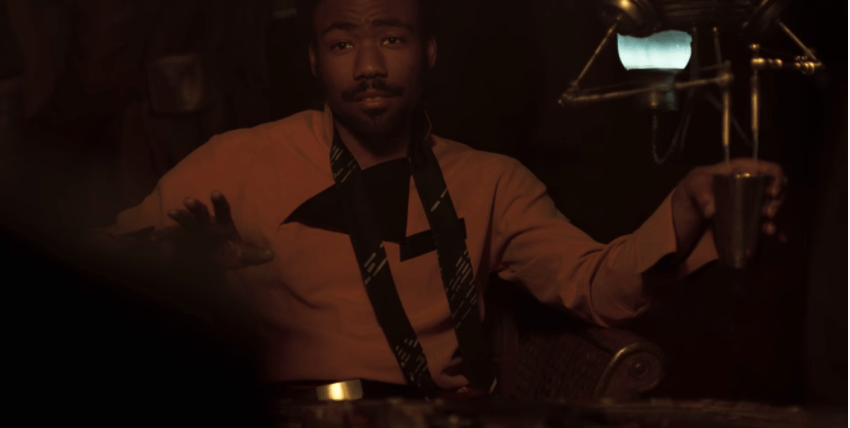 New Trailer Released For'Solo: A Star Wars Story'