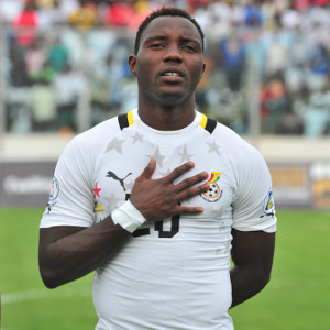 It hurts Ghana didn't qualify for the World Cup- Kwadwo Asamoah