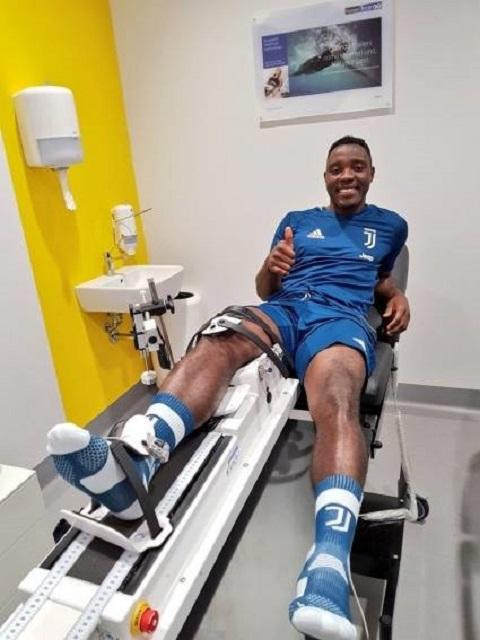 Kwadwo Asamoah ready to join Inter Milan for 3 years