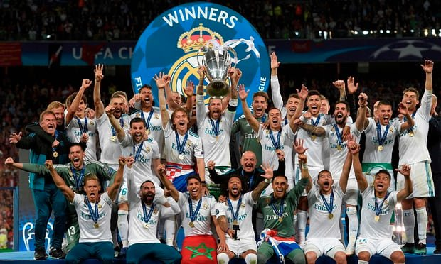 Real Madrid overtaken by Barcelona as Europe's top club - new data