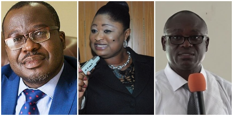 BOST, GEPA and GPHA bosses sacked