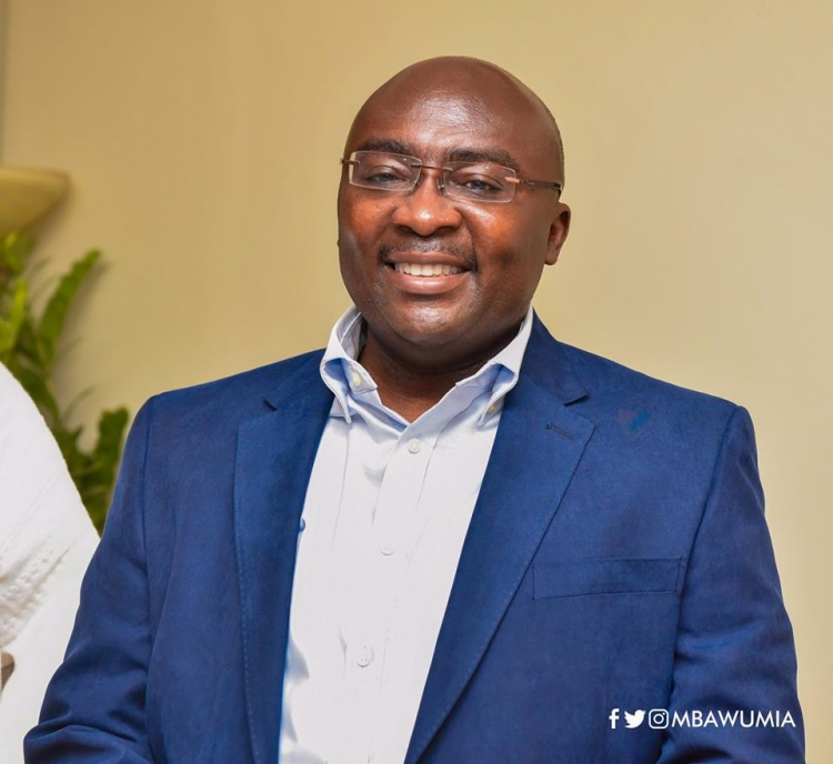 Bawumia encourages Anas to continue exposing corrupt people