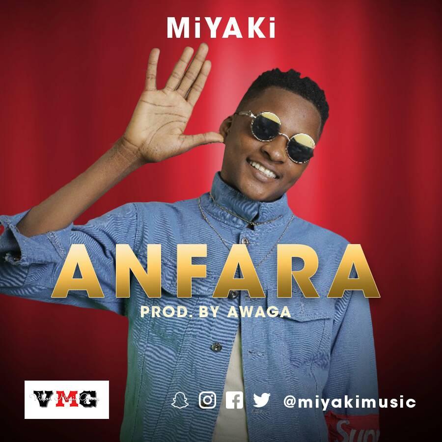 MiYAKi - Anfara (Prod by Awaga)