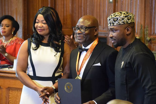 2018 African Achievers Awards: Jewel Taylor, Ibrahim Mahama, Others honoured