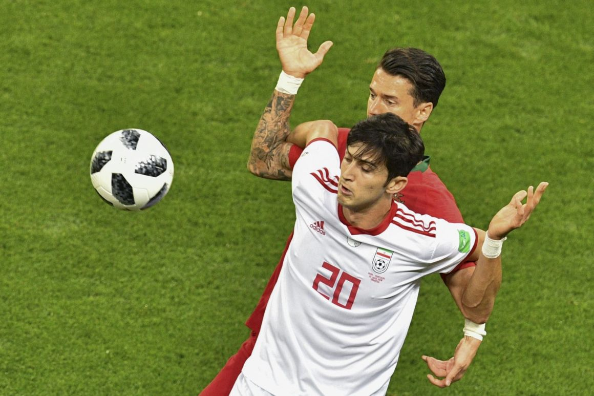10 most compelling photos from the 2018 World Cup
