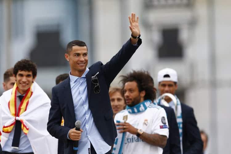 Juventus FC signs Real Madrid forward Cristiano Ronaldo