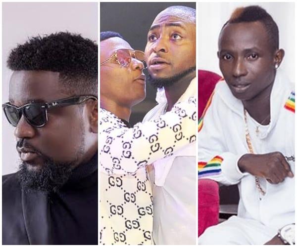 Sarkodie, Davido, Patapaa, Wizkid, Others for Glo Mega Concert in Ghana