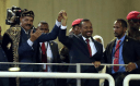 Ethiopia and Eritrea leaders preach peace, love, unity at concert 3