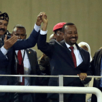 Ethiopia and Eritrea leaders preach peace, love, unity at concert
