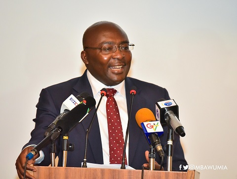 Half-year import revenue hits GHC 5.8bn - Bawumia