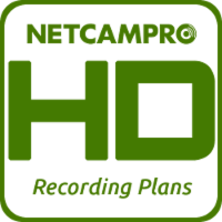 NetCamPro HD Recording Plan