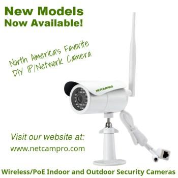NetCamPro New Models