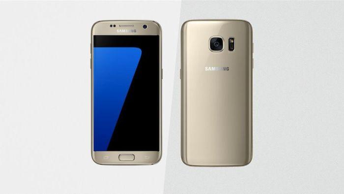 Así son los nuevos teléfonos Galaxy S7 y S7 Edge