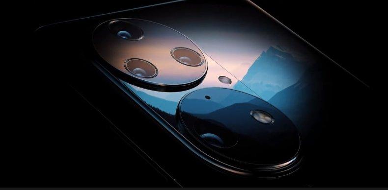 Huawei P50, cámaras
