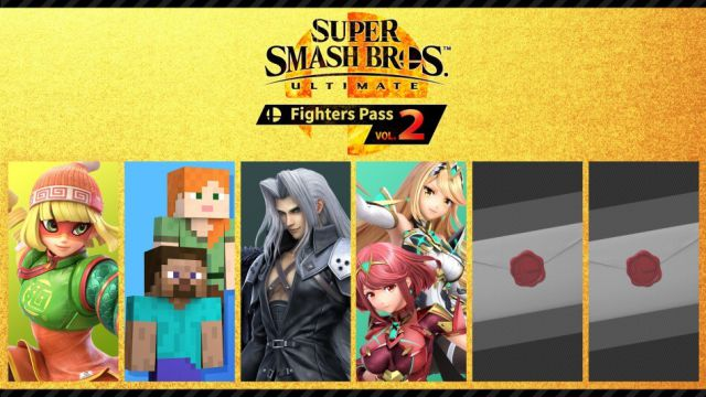 Super Smash Bros.  Último