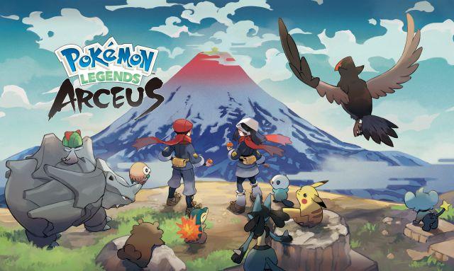 Pokémon Leyendas: Arceus