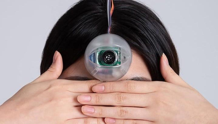 ojo robótico