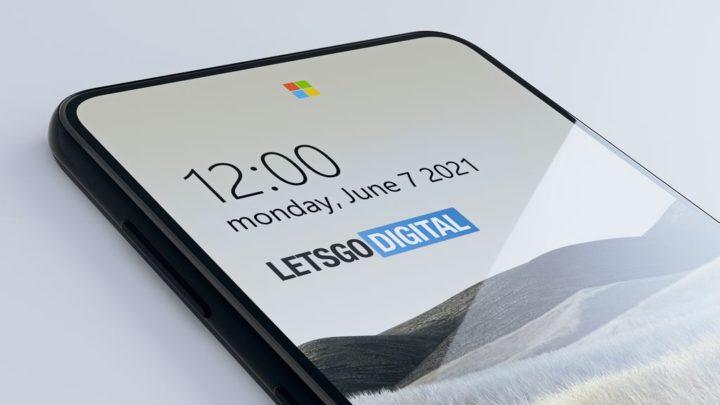 1623185829 793 Microsoft puede tener Surface con cámara oculta ... por el logotipo de la empresa