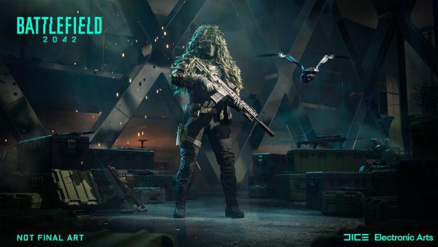 Detalles del nombre completo de Battlefield 2042 Specialists