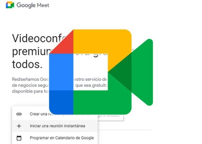¿Qué es Google Meet y cuáles son sus características principales?