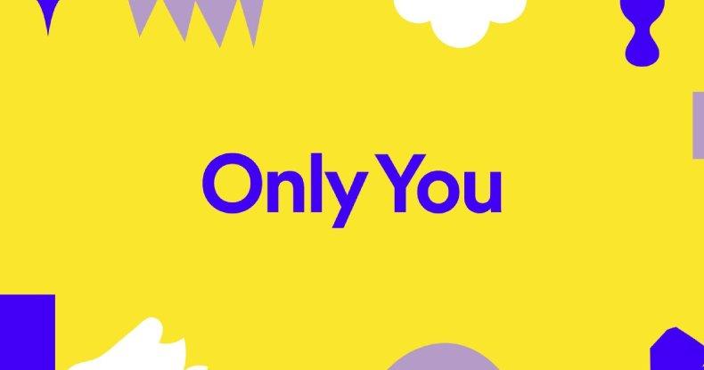 Spotify solo tú