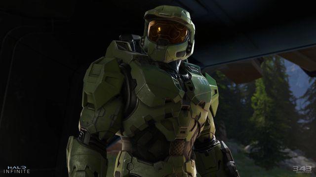 Juegos de próxima generación Halo Infinite e3 2021 confirmados xbox x series