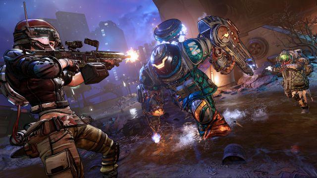 Gearbox 2k games nuevo juego festival de juegos de verano 2021