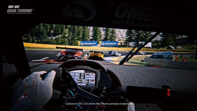 Gran Turismo 7 lanza las generaciones de ps4 y ps5