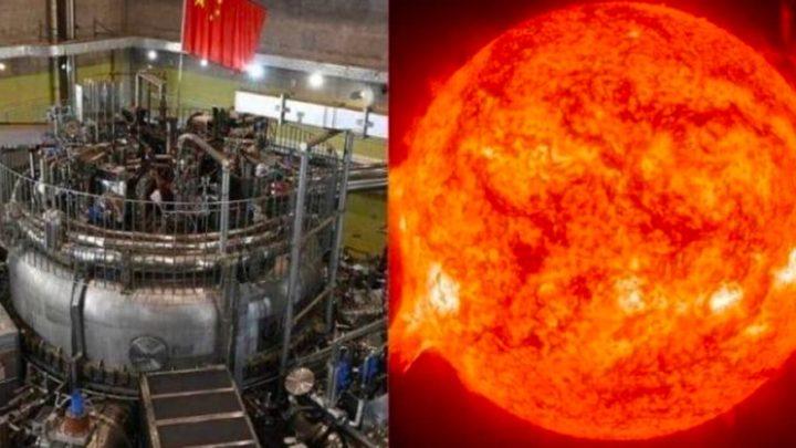imagen de sol chino artificial
