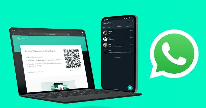 WhatsApp y WhatsApp Web